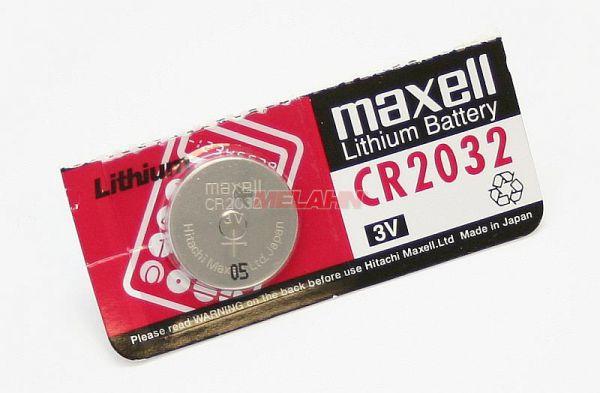 Batterie: CR 2032