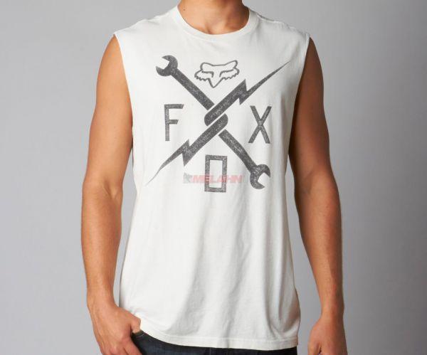 FOX Tank: Degenerate, chalk