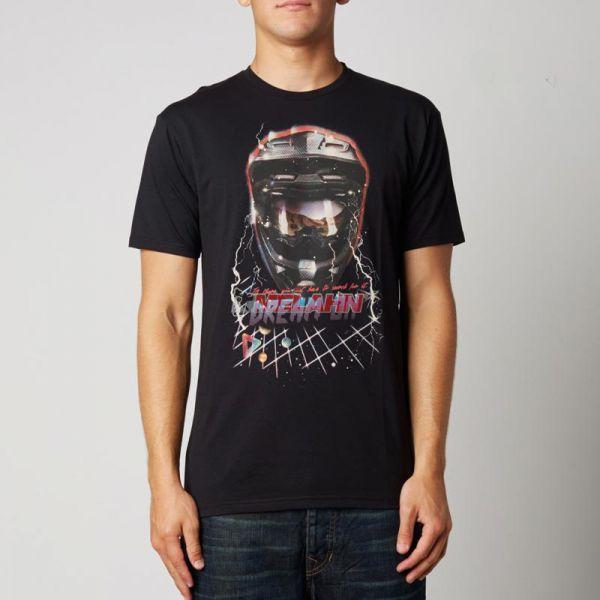 FOX T-Shirt: Dream On, schwarz