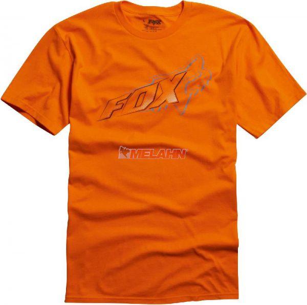 FOX T-Shirt: Accelerate, orange