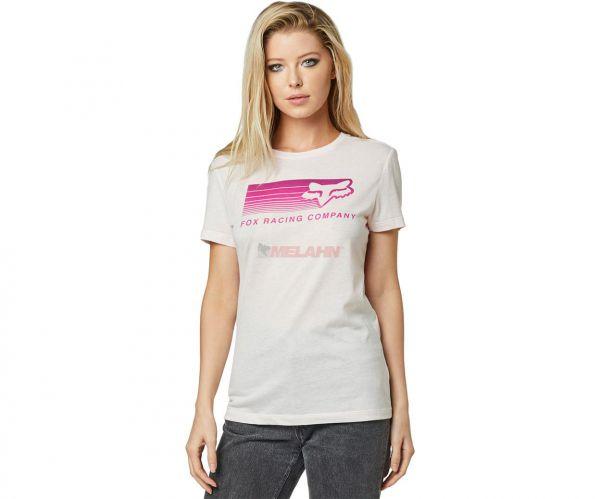 FOX Girls T-Shirt: Drifter, hellrosa