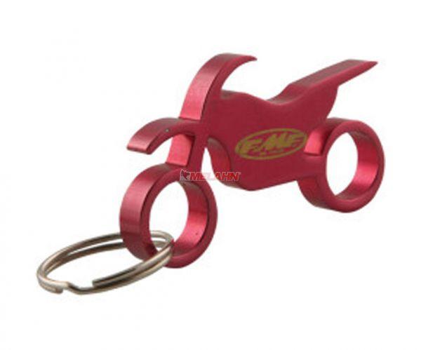 FMF Schlüsselanhänger: Bike, Aluminium