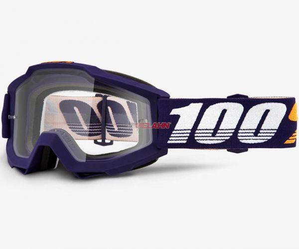 100% Brille: Accuri Grip, purple