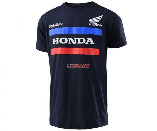 TROY LEE DESIGNS Honda, T-Shirt, navy