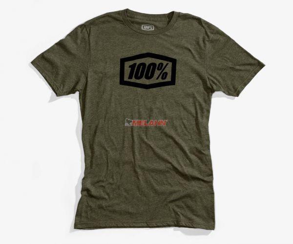 100% T-Shirt: Essential, fatigue