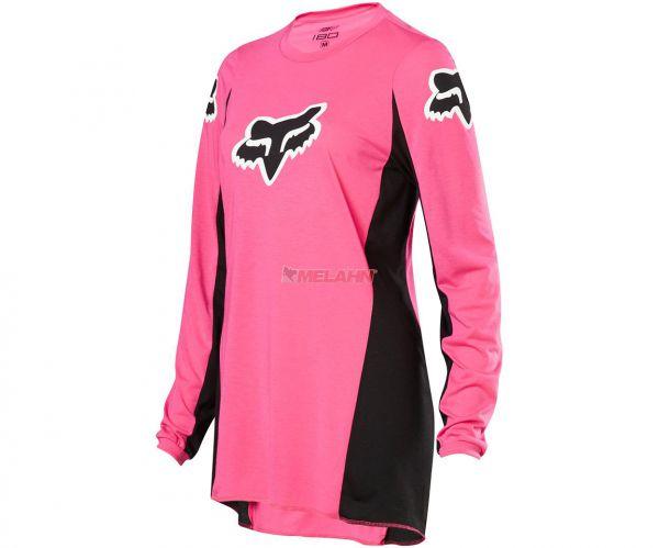 FOX Girls Jersey: Legion Dr, pink