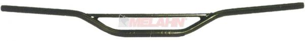 MT Lenker (22mm): Stahl, schwarz