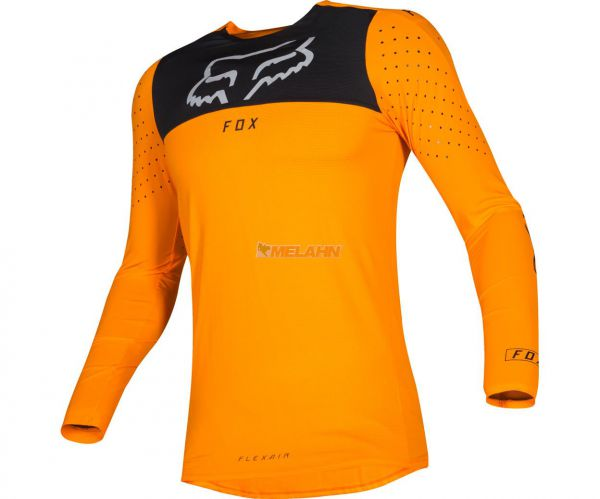 FOX Jersey: Flexair Royl, orange