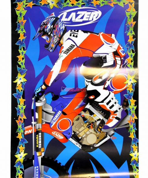 LAZER Poster Everts Comic (37x69cm)