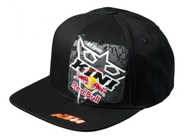 KINI-Red Bull Cap: Square, dunkelblau