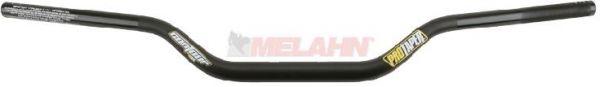 PRO TAPER Lenker: Contour (28,6mm) Honda CR (mid), schwarz