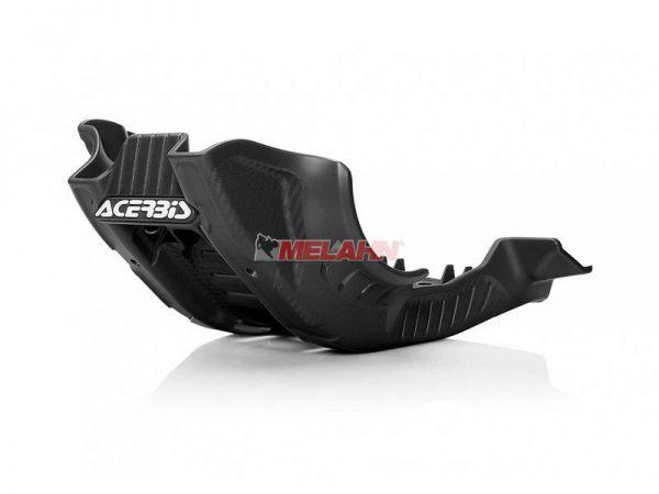 ACERBIS Kunststoff-Motorschutz groß 250/350 EXC-F 2020-, schwarz
