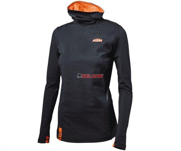 KTM Girls Langarm-Shirt: Unbound, grau