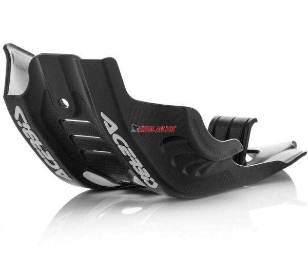 ACERBIS Kunststoff-Motorschutz klein, schwarz, 450 SX-F 16-