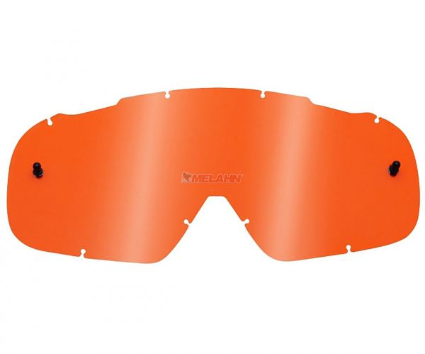 FOX Kids Ersatzglas AIR SPACE, orange