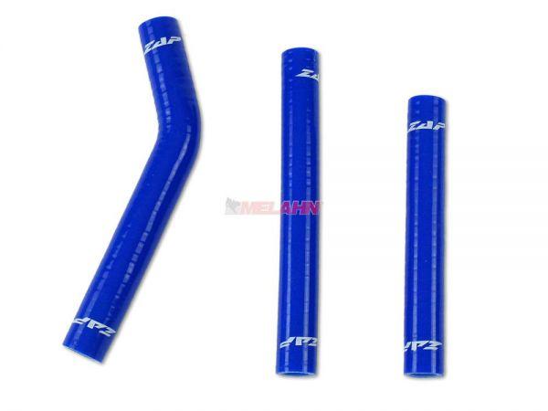 ZAP Kühlerschlauch-Set Husqvarna TE 250/300 14-16, blau