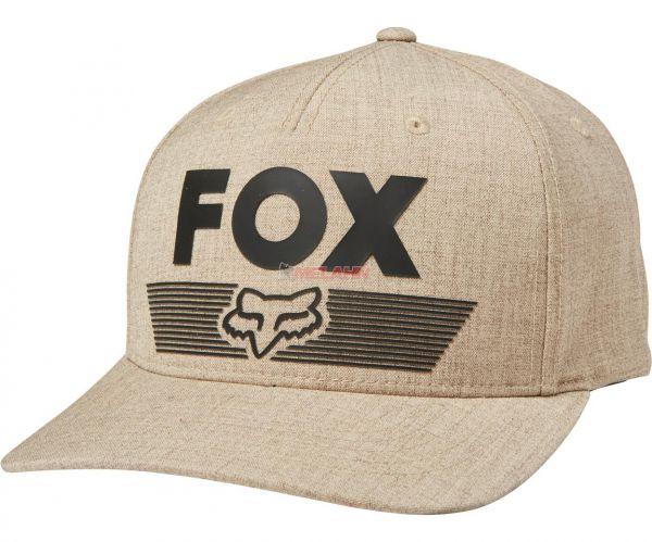FOX Aviator Flex-Fit Hat Cap Mütze Herren Männer Motocross Enduro MX Cross MTB DH, sand
