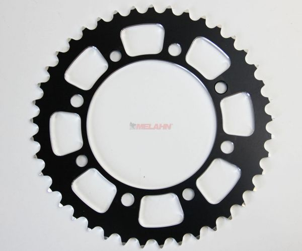 MELAHN Kettenrad KTM 50 SX 14-, schwarz
