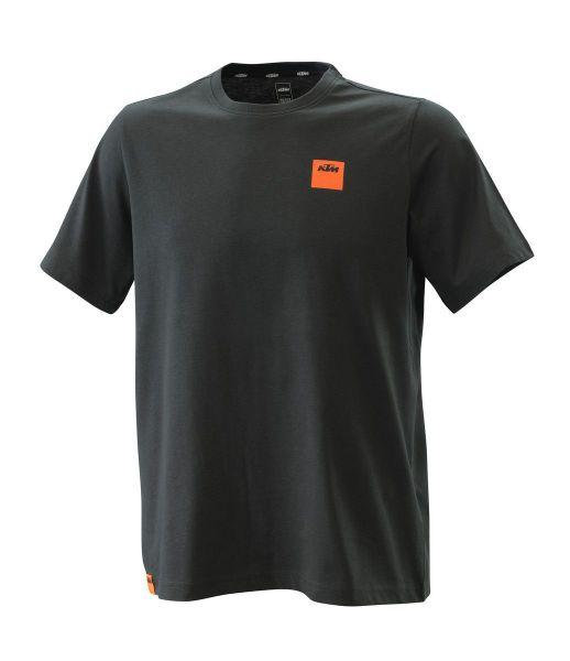KTM T-Shirt: Pure Racing, schwarz
