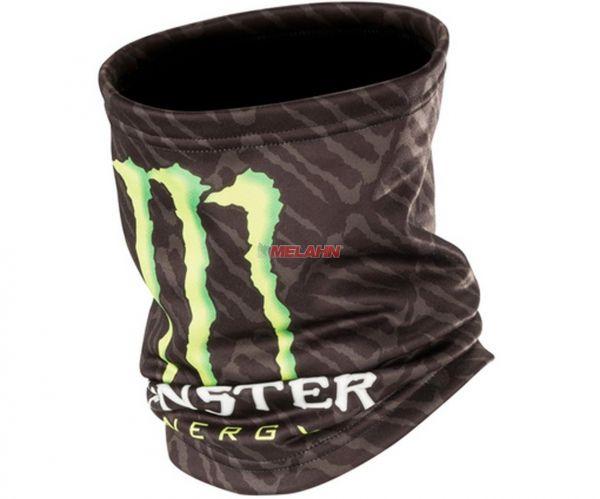 ALPINESTARS Halswärmer: Monster Energy, schwarz