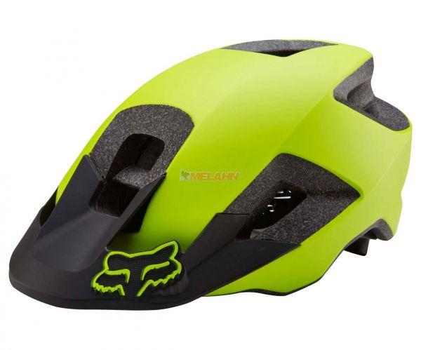 FOX MTB-Helm: Ranger, neon-gelb