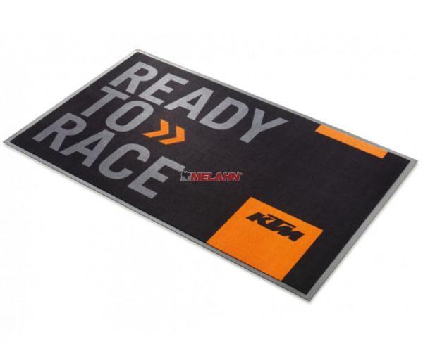 Verkaufsförderung UK-Shop Verarbeitung finden KTM Tankmatte 170x100cm, schwarz/orange