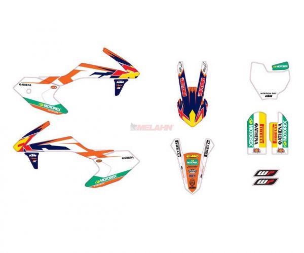 KTM Factory Graphic Kit 50 SX 16-