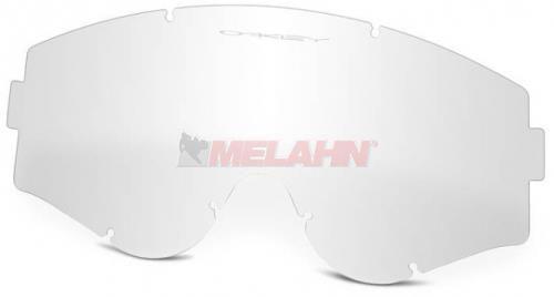 OAKLEY Ersatzglas Classic/L-Frame, klar