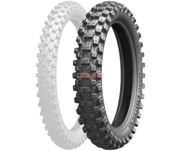 MICHELIN Reifen: Tracker 100/100-18 (mit Straßenzulassung)