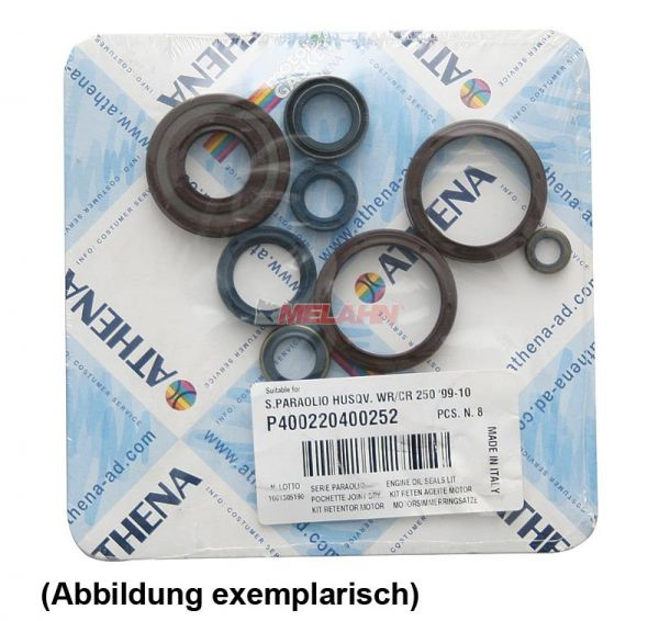 ATHENA Motor-Dichtring-Satz YZ250 99-00