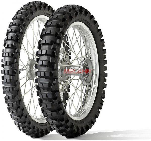 DUNLOP Reifen: D952, 120/90-18