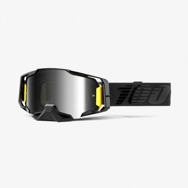 100% Brille: Armega Nightfall, schwarz/grau