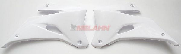 X-FUN Spoiler (Paar) Kühlerverkleidung YZF 250/450 06-09, gelb