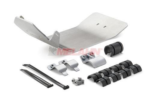 KTM Aluminium-Skidplate 250/350 SX-F 16-18 / 250/350 EXC-F 17-19