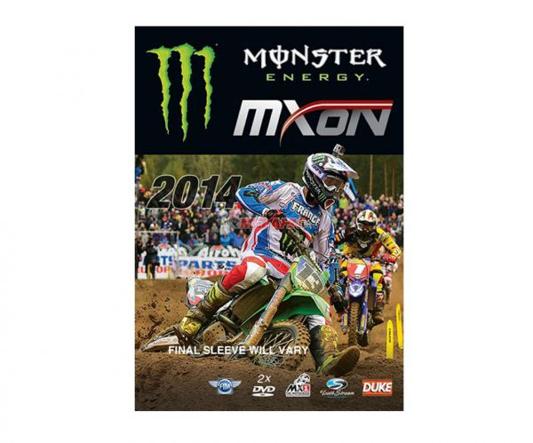 DVD: MX of Nations 2014, Lettland