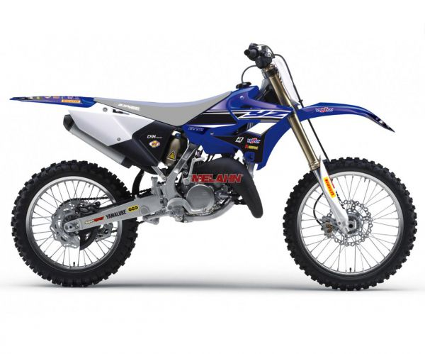 BLACKBIRD Replica-Kit: Factory Racing, YZ125/250 15-