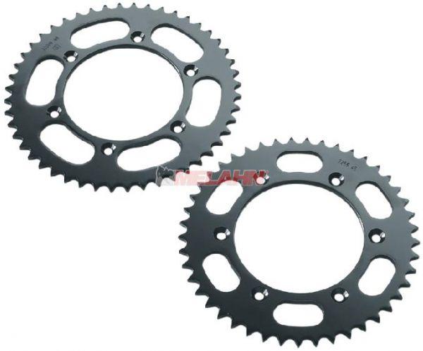 MT Stahl-Kettenrad KTM, schwarz