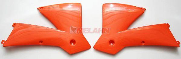UFO Spoiler (Paar) SX/EXC 125-525 03-04 (SX ab 01), orange98