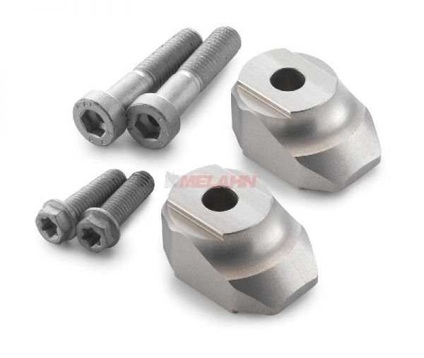 KTM Werks-Lenkererhöhung CNC, 30mm