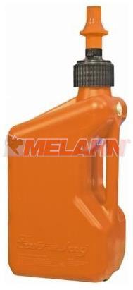 TUFF JUG Kanister mit Schnellverschluss 18,93 Liter, orange