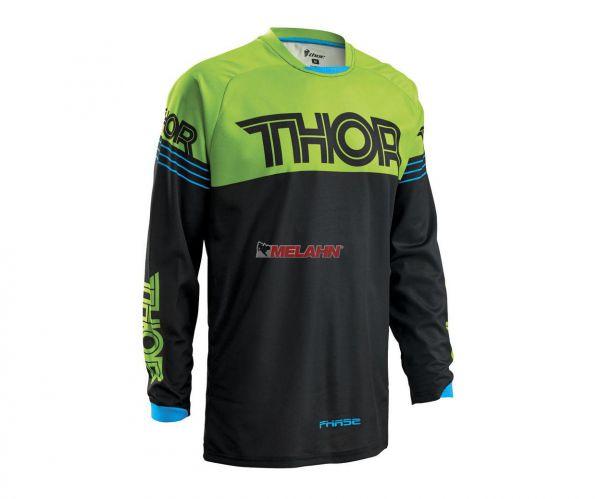 THOR Hemd: Phase Hyperion, grün
