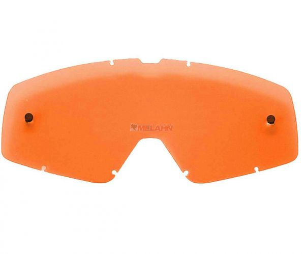 FOX Kids Main E-Glas, orange anti-fog