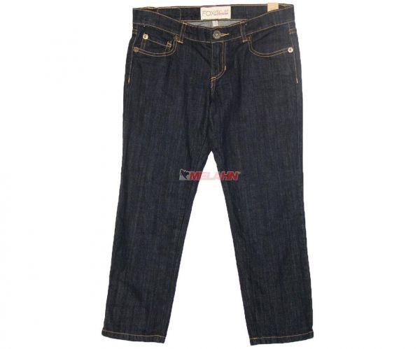 FOX Girls Jeans: Jett, blau, Gr. 3/36