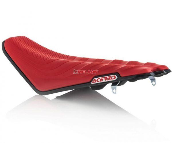 ACERBIS Sitzbank X-Seat soft, rot, CRF 250 18- / 450 17-