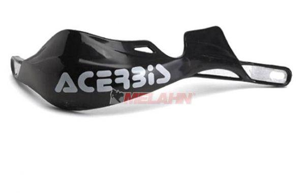 ACERBIS Handprotektor (Paar): Rally Pro (ohne Anbaukit), schwarz