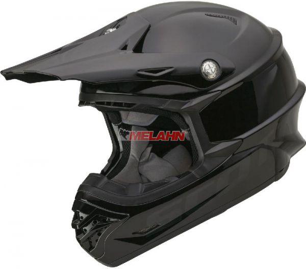 SCOTT Helm: 350 Pro, schwarz