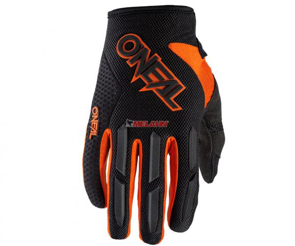 ONEAL Handschuh: Element, schwarz/orange