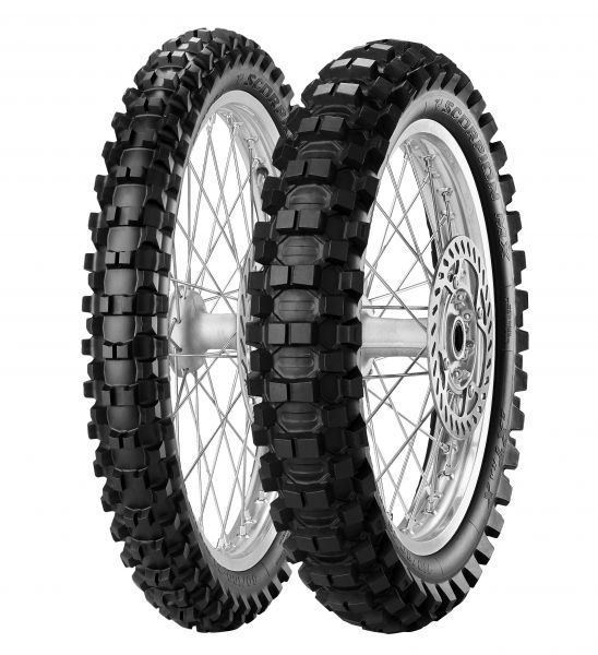 PIRELLI Reifen: MX EXTRA, 110/90-19