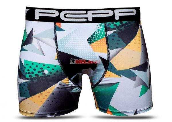 PEPP Unterhose: Boxer Splash Green, grün
