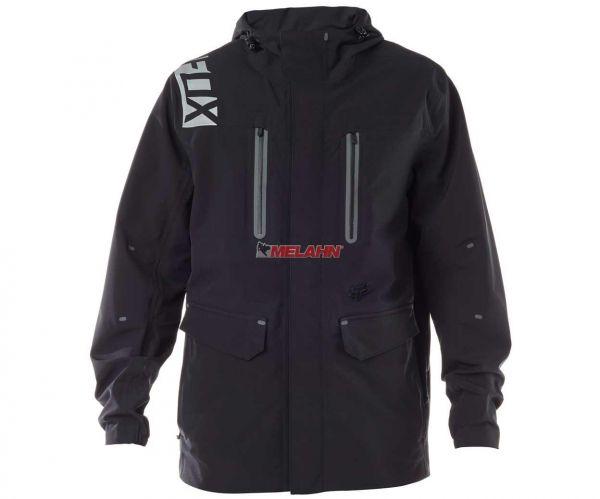 FOX Jacke: Flexair Jacket, schwarz